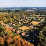 overzicht park de Heerlcikheyt Hoogersmilde